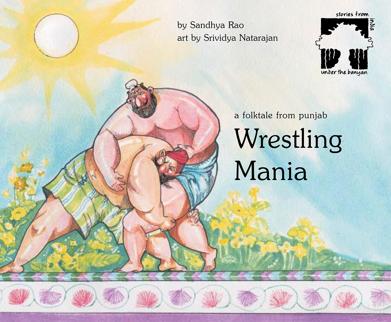 Wrestling Mania (English)