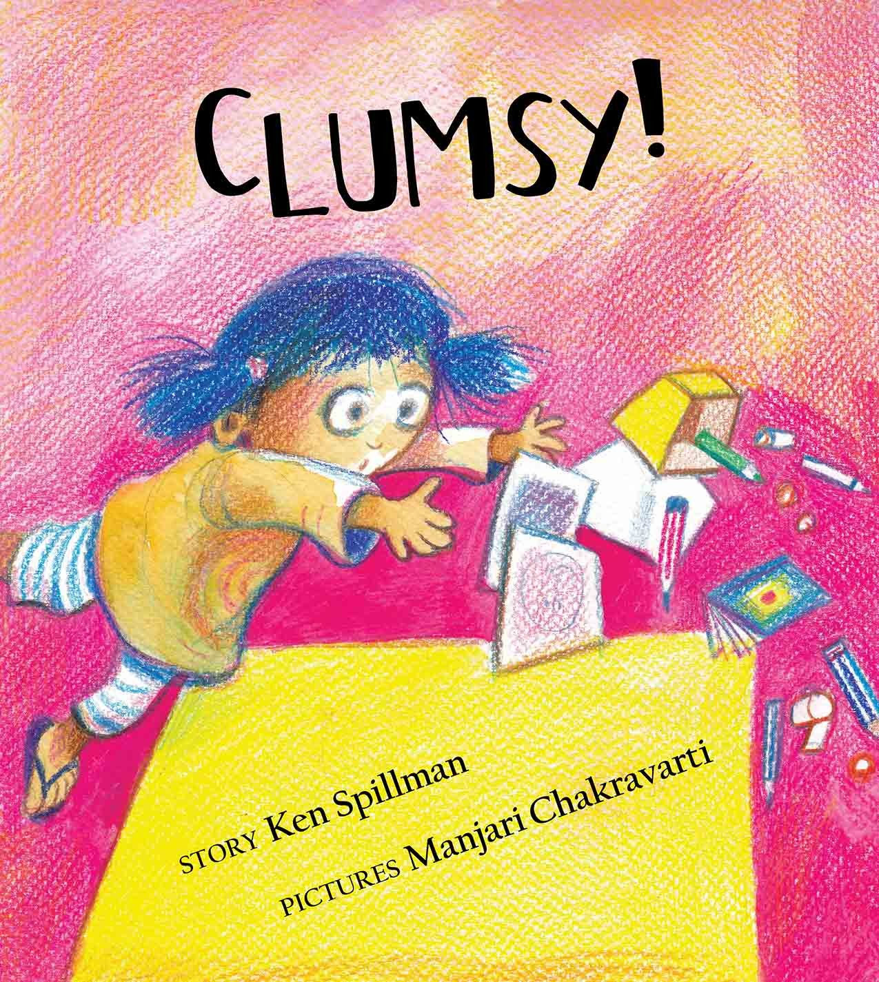 Clumsy! (English)