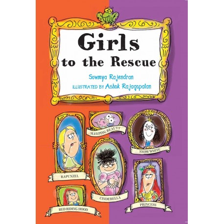 Girls To The Rescue (English)