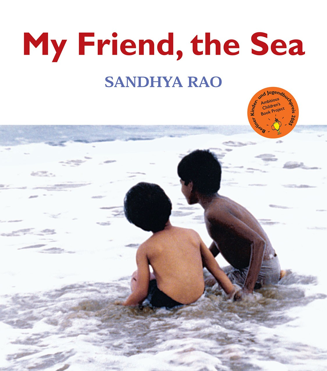 My Friend, the Sea (English)