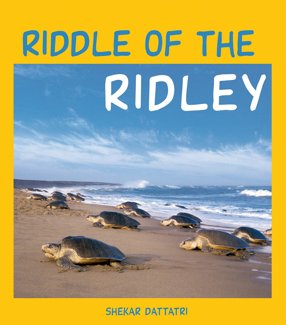 Riddle Of The Ridley (English)