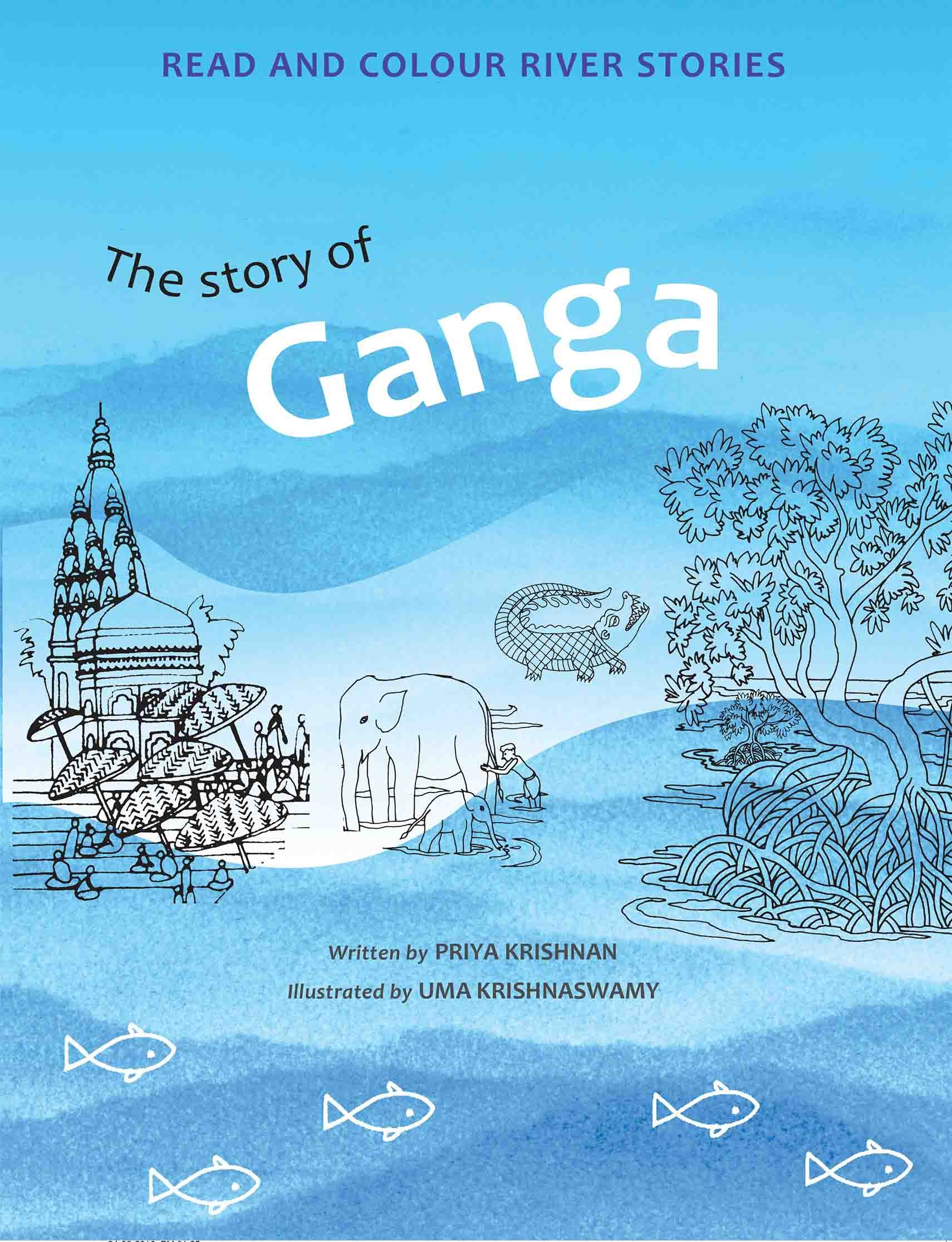 The Story Of Ganga (English)