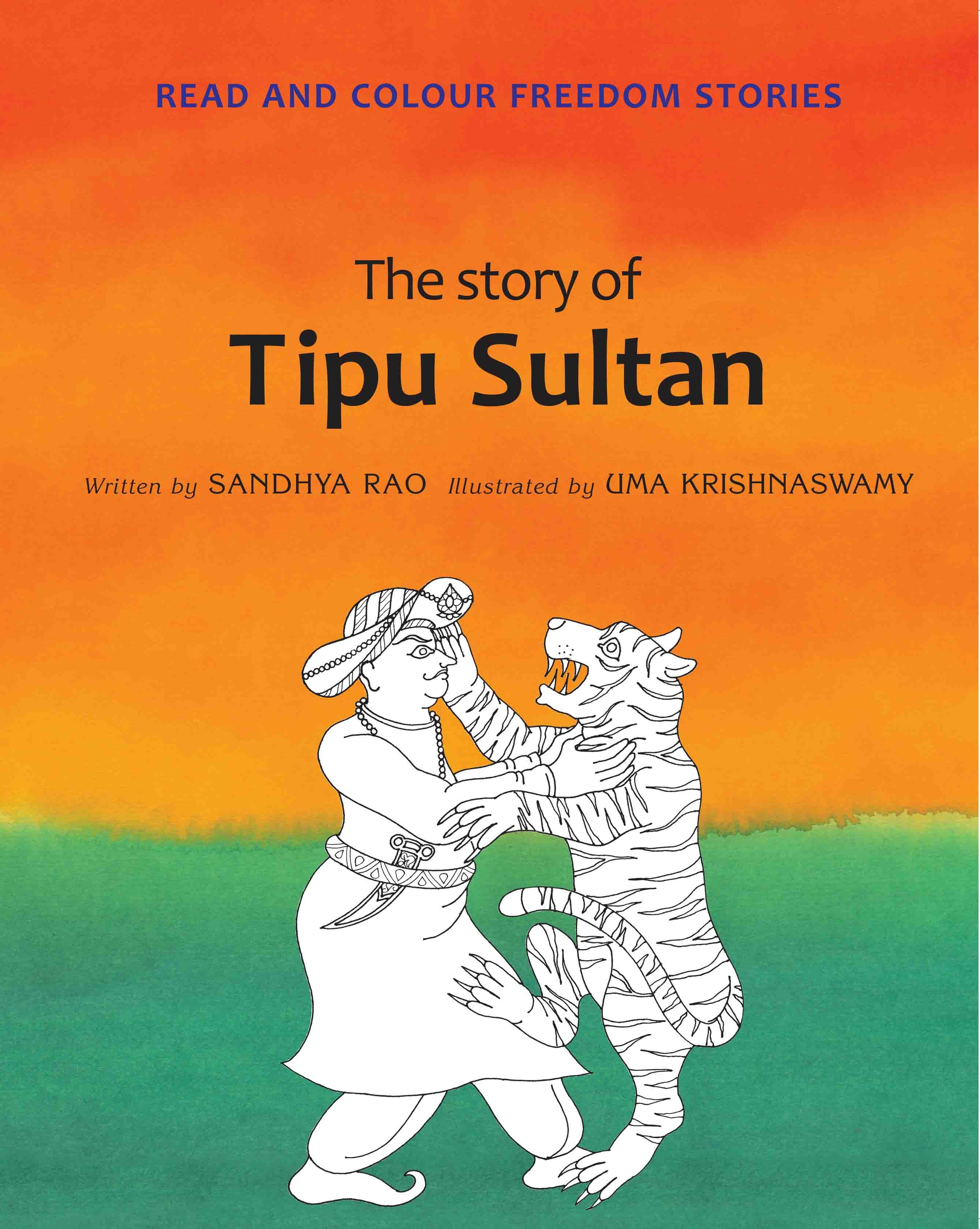 The Story Of Tipu Sultan (English)