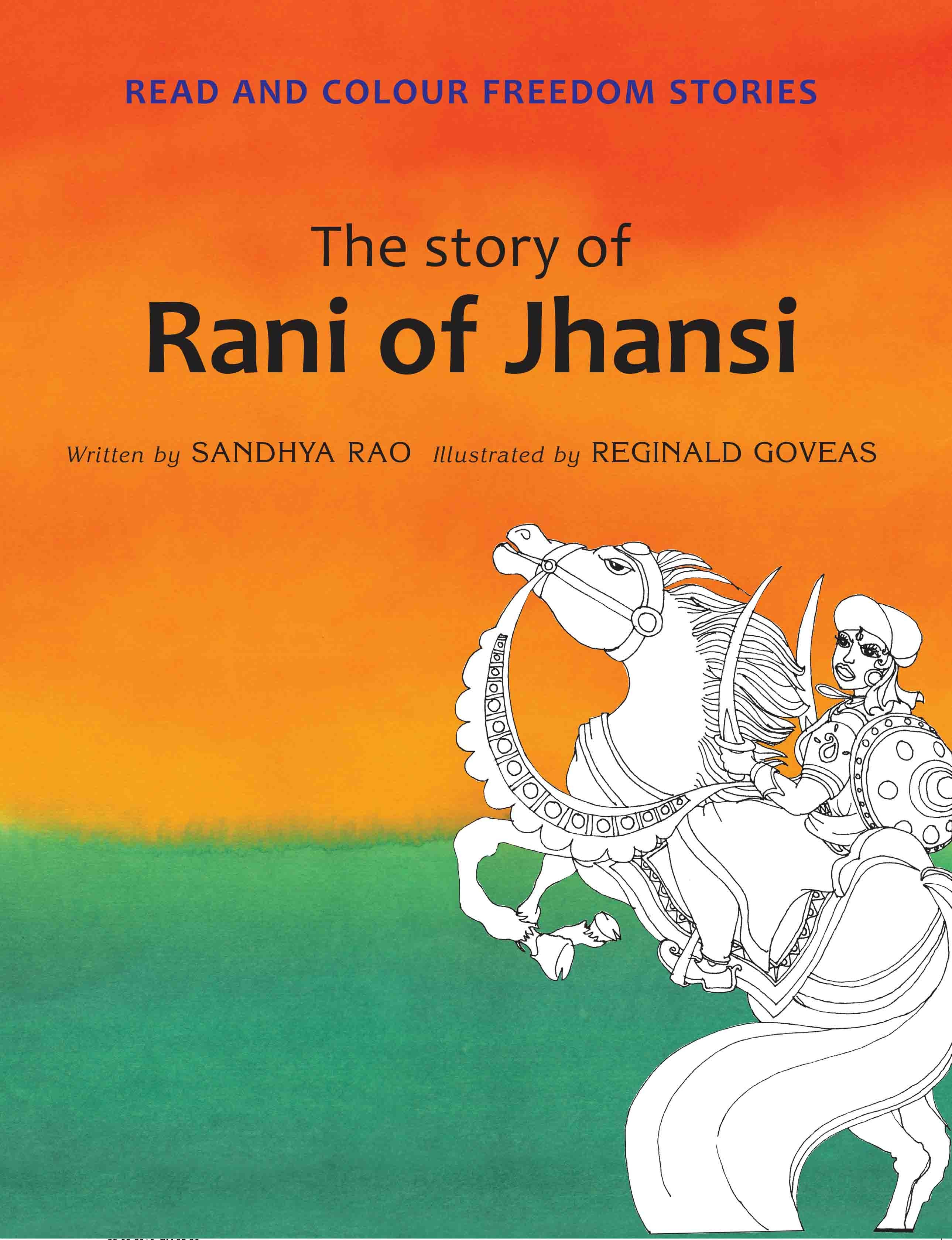 The Story Of Rani Of Jhansi (English)