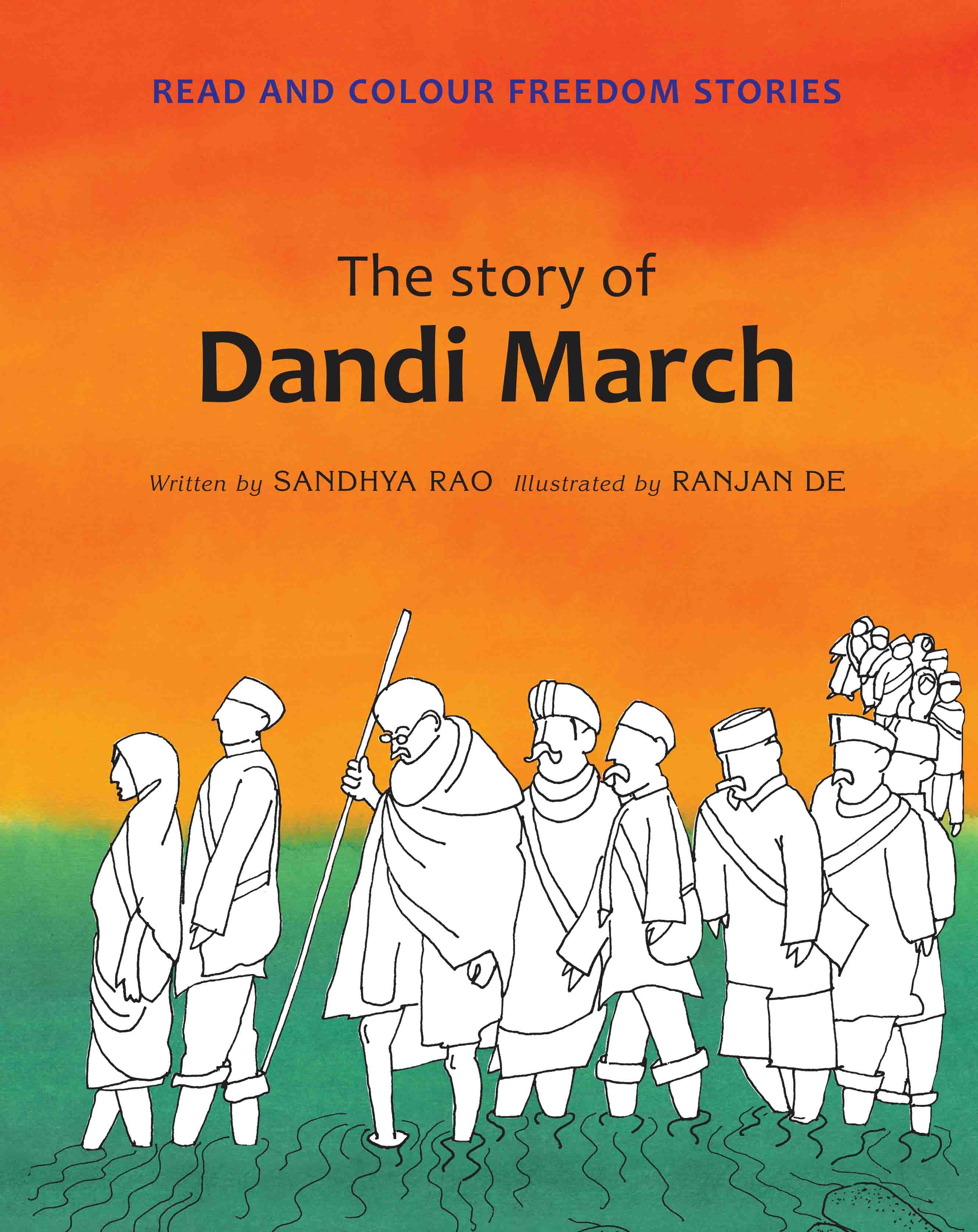 The Story Of Dandi March (English)