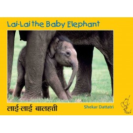 Lai-Lai The Baby Elephant/Lai-Lai Baalhatti (English-Marathi)
