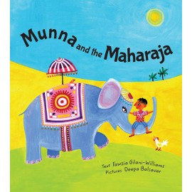 Munna and the Maharaja (English)