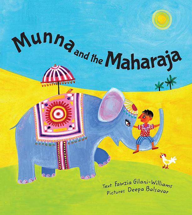 Munna and the Maharaja (English)