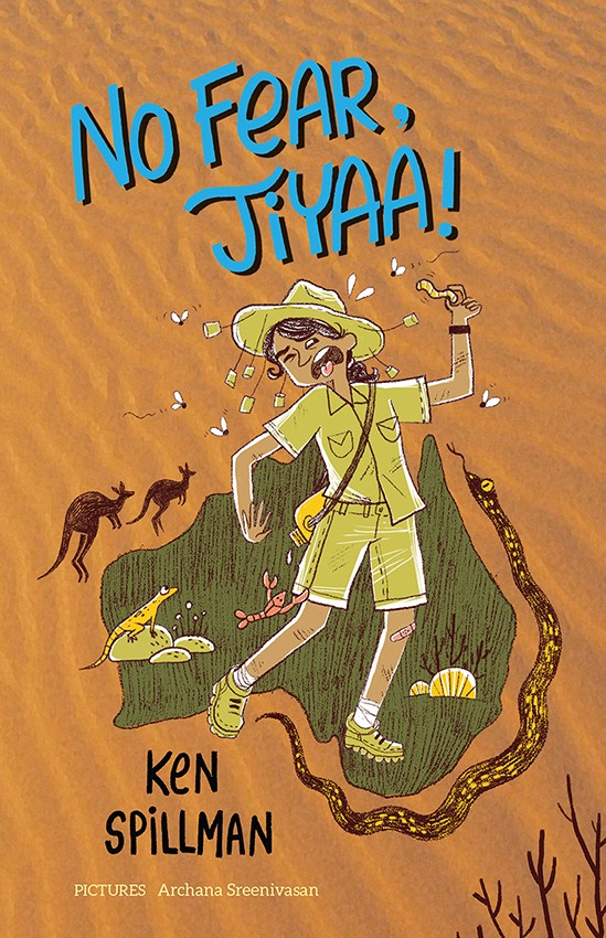 No Fear, Jiyaa! (English)