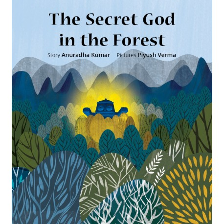 The Secret God in the Forest (English)