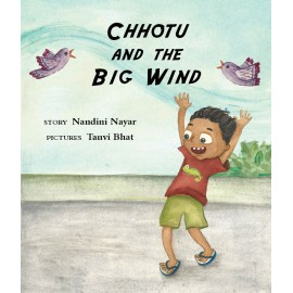 Chhotu and the Big Wind (English)
