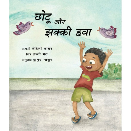 Chhotu and the Big Wind (Hindi)