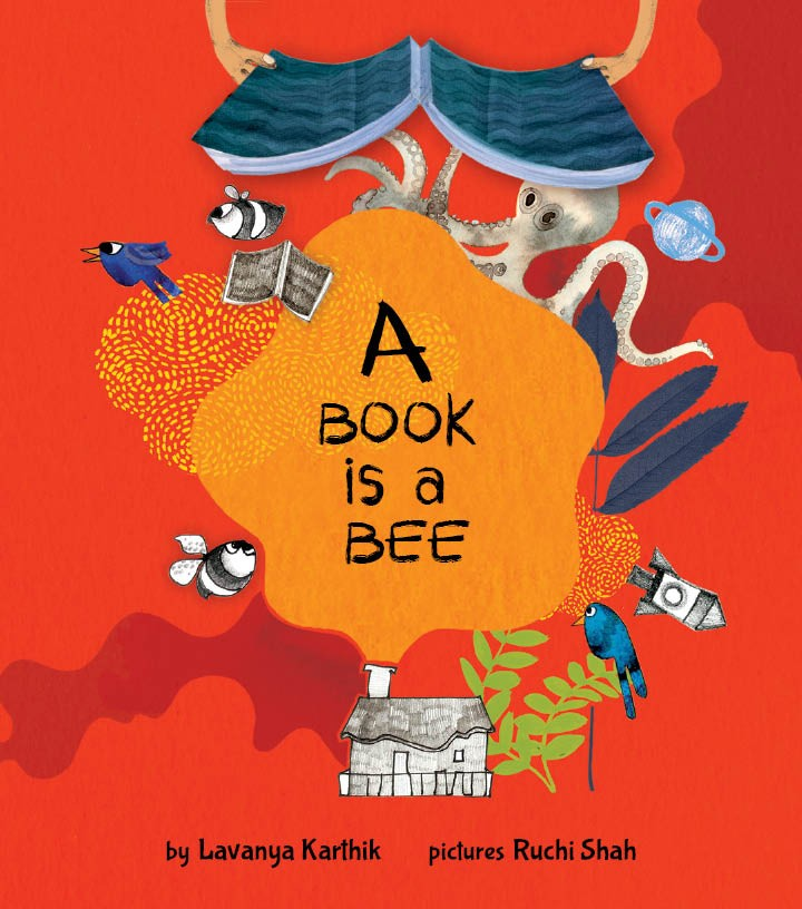 A Book is a Bee (English)