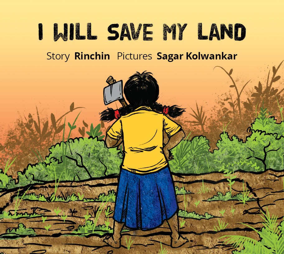 I Will Save My Land (English)