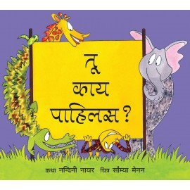 What Did You See?/Tu Kaay Paahilas? (Marathi)