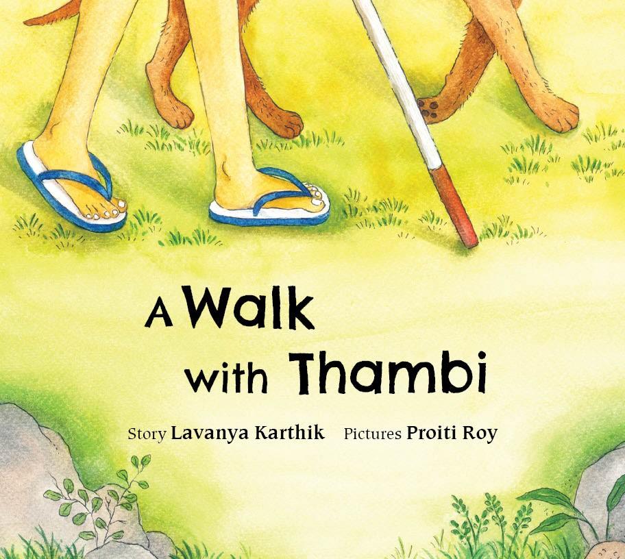 A Walk With Thambi (English)