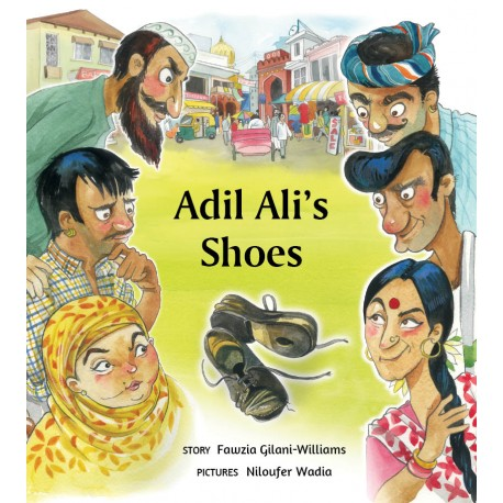 Adil Ali's Shoes (English)