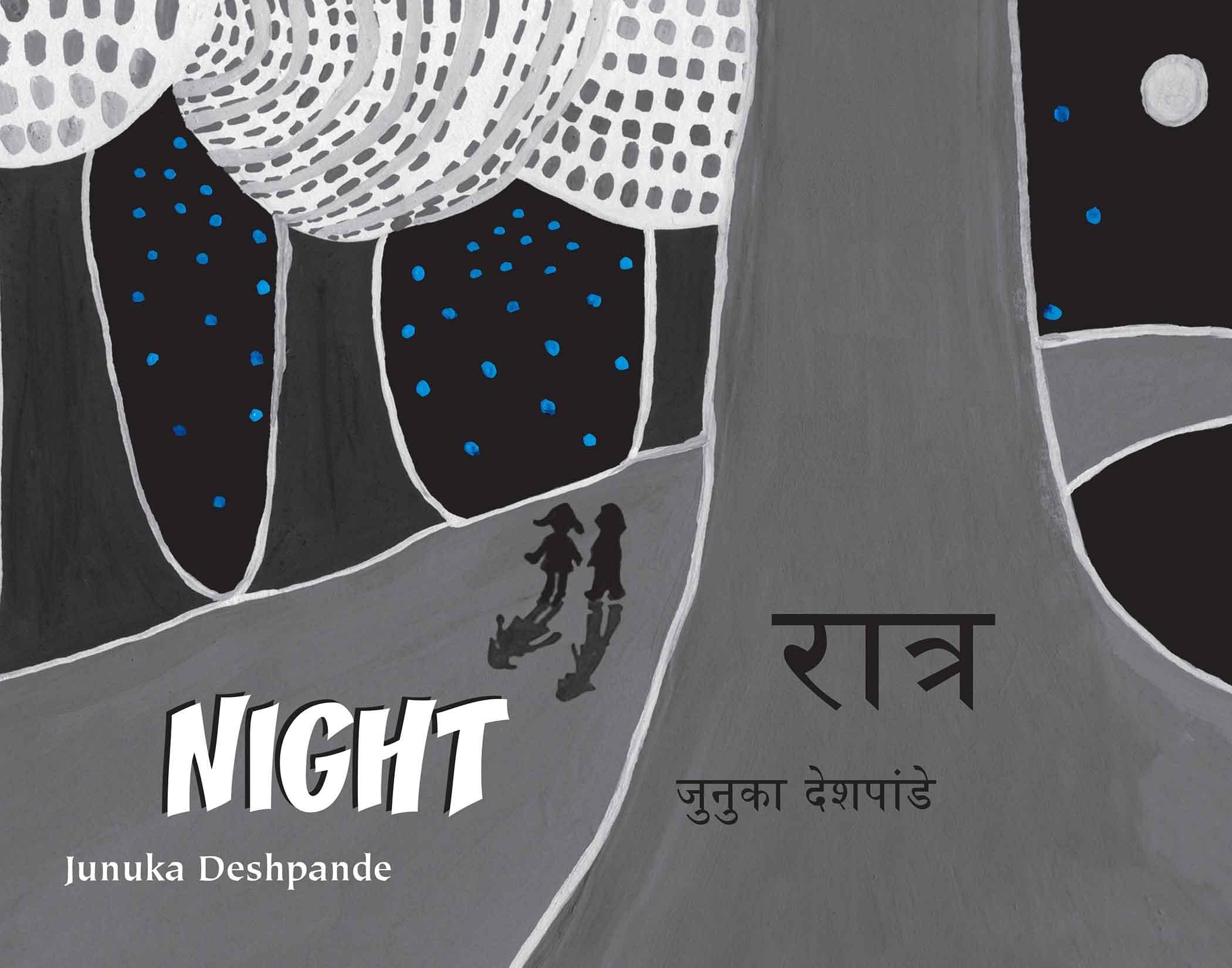 Night/Raatr (English-Marathi)