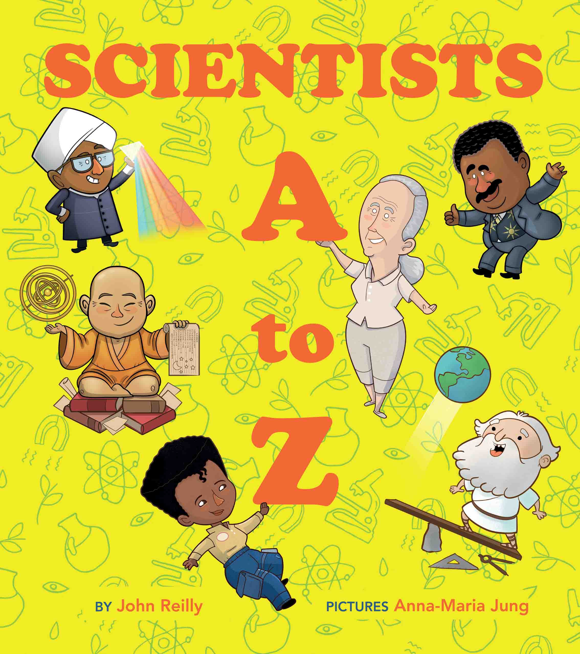 Scientists A to Z (English)