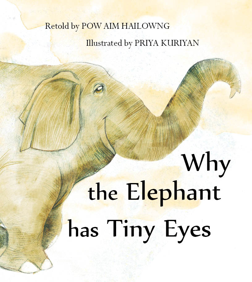 Why the Elephant Has Tiny Eyes (English)
