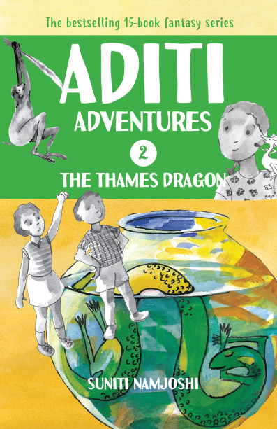 The Thames Dragon (English)