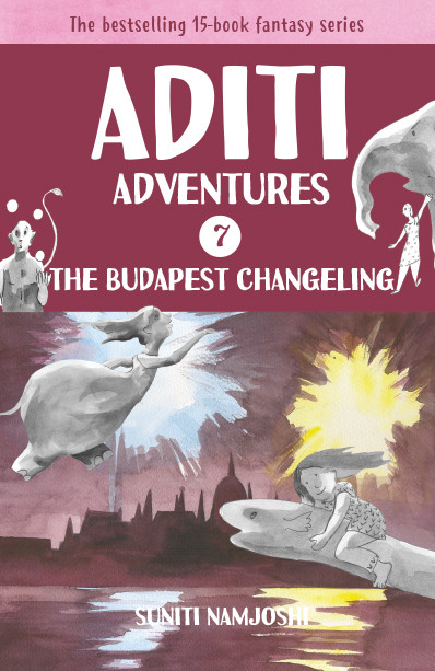 The Budapest Changeling (English)