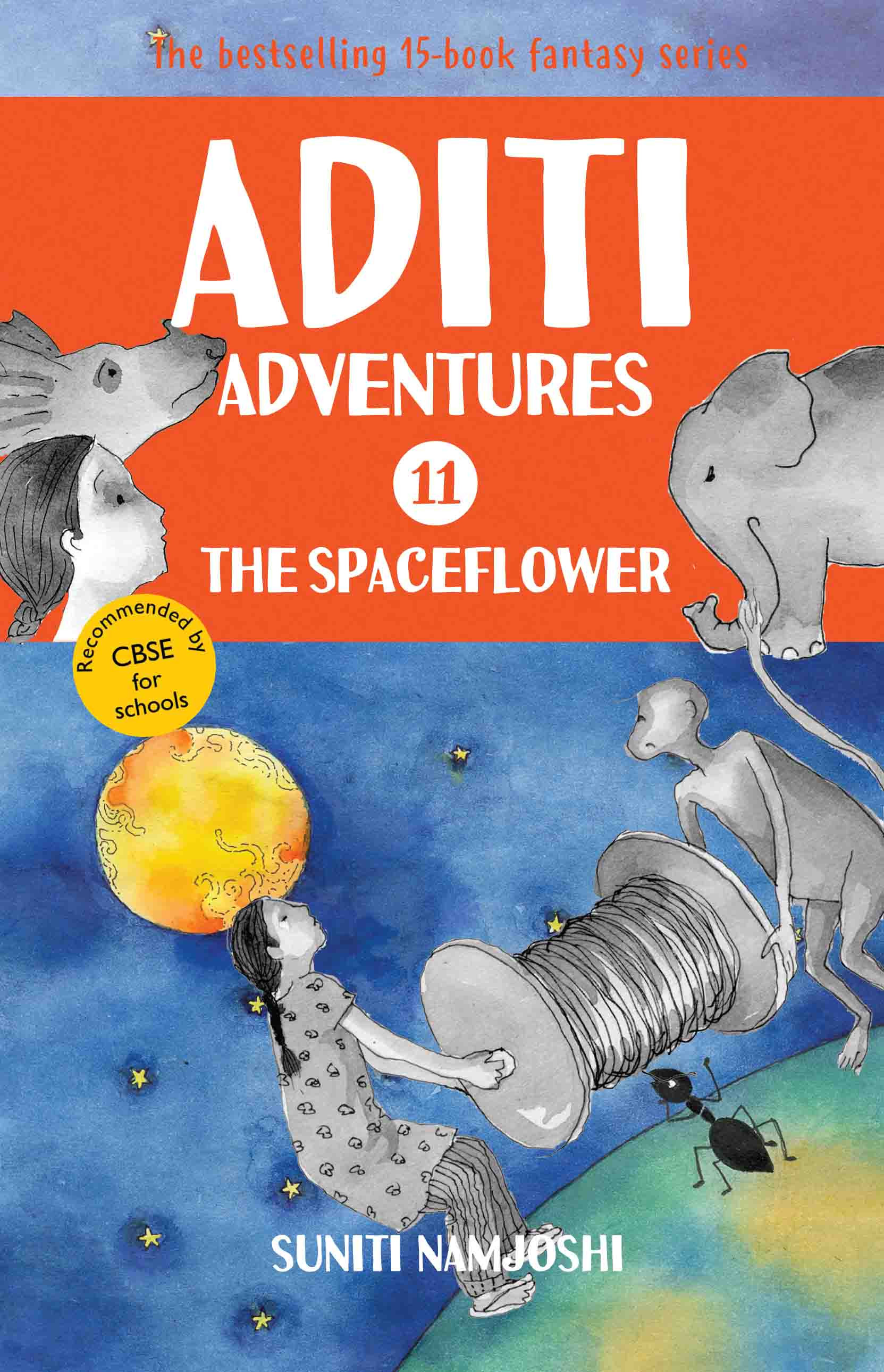 The Spaceflower (English)