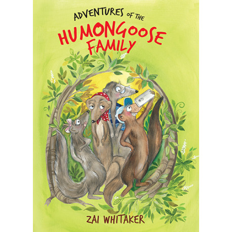 Adventures of the Humongoose family (English)