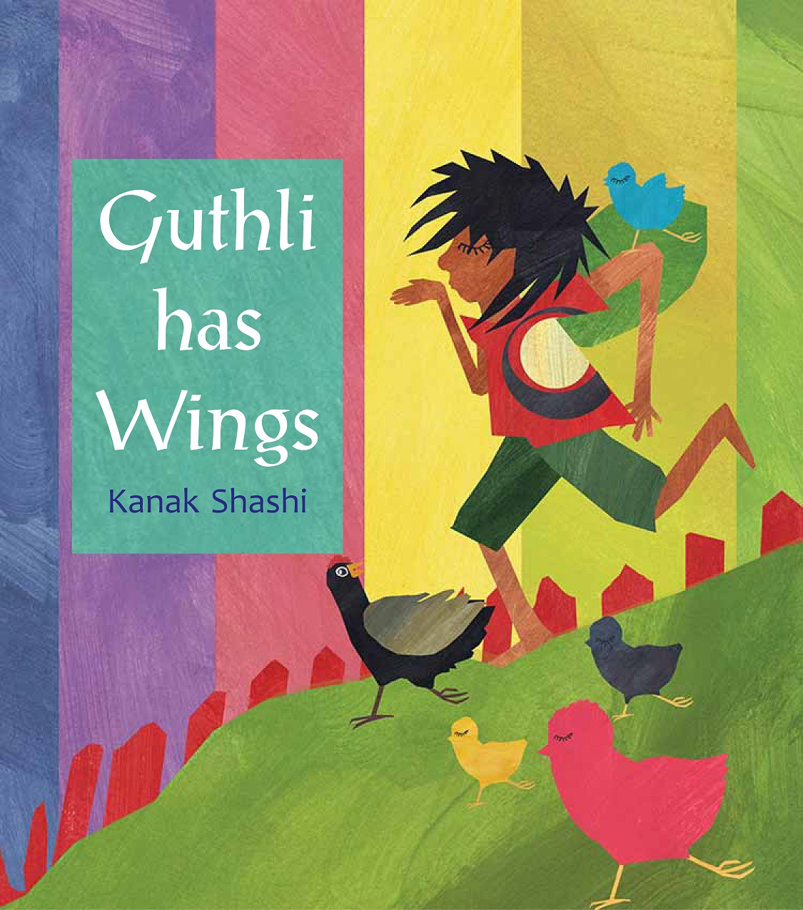 Guthli Has Wings (English)