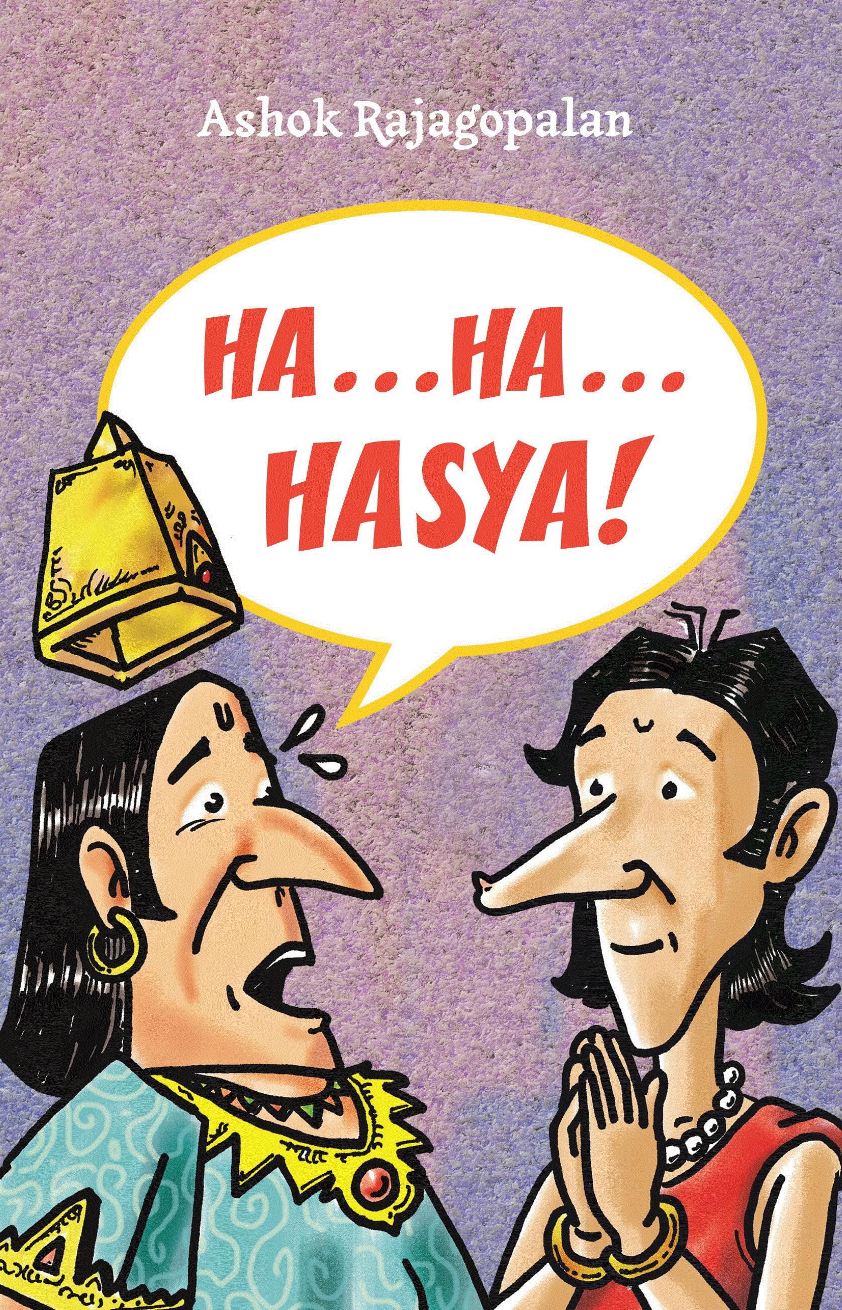Ha… Ha… Hasya! (English)