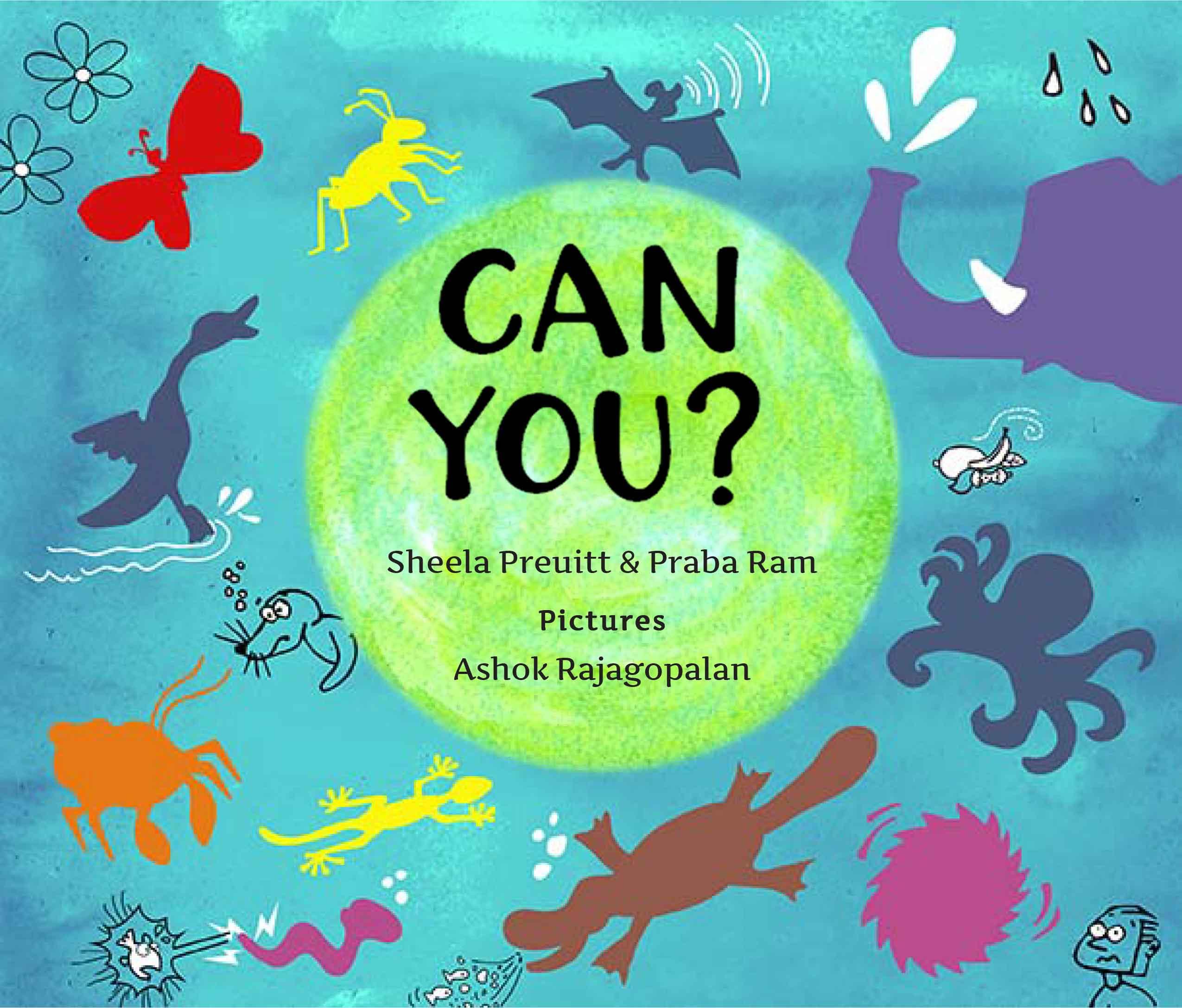 Can You? (English)