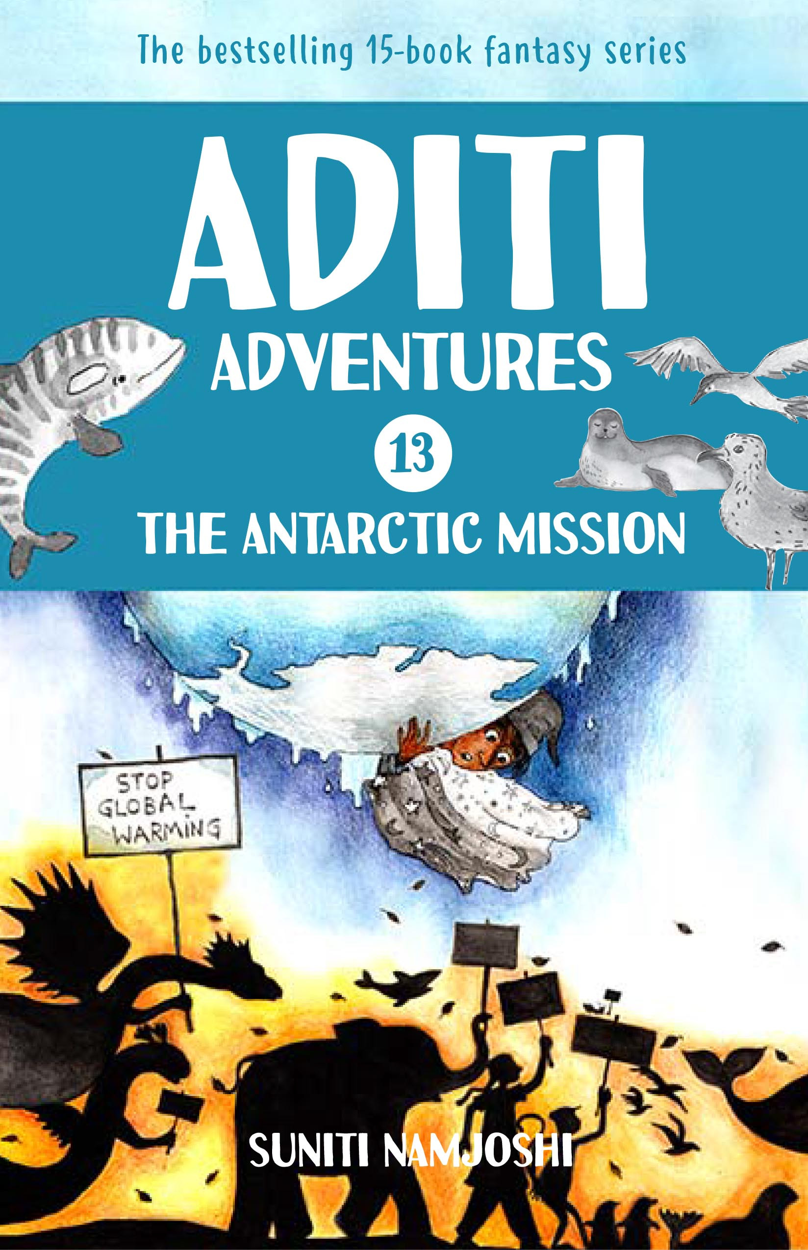 The Antarctic Mission (English)