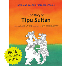 The Story of Tipu Sultan e-book