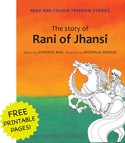 The Story of Rani of Jhansi - e-book