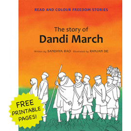 The Story of Dandi March e-book