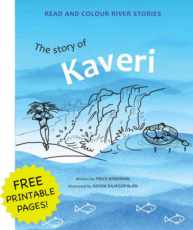 The Story Of Kaveri (e-book)