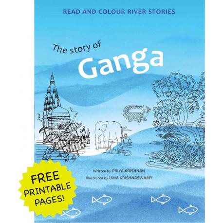 The Story Of Ganga (e-book)