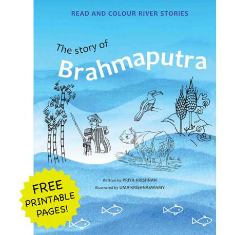 The Story Of Brahmaputra (e-book)