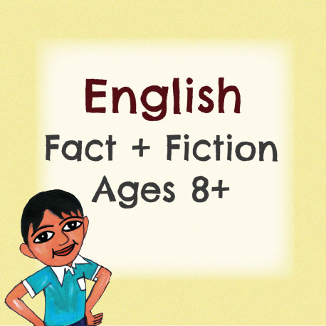 Fact + Fiction for 8+