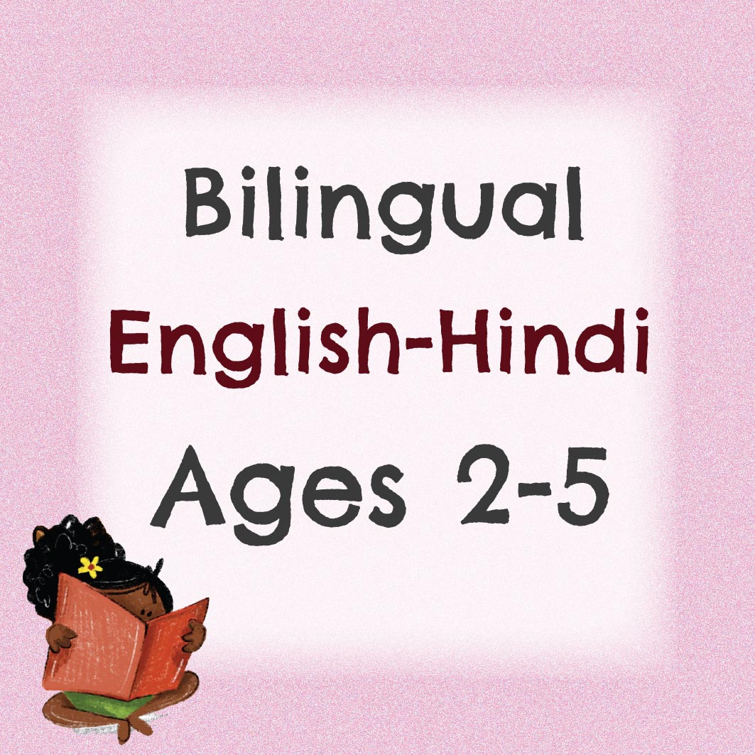 Bilingual Pack For 2 to 5 Years