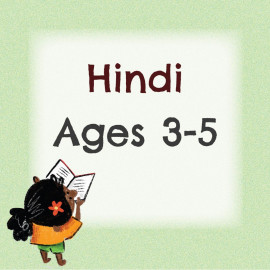 Yet Another Hindi Pack For 3 to 5 Years