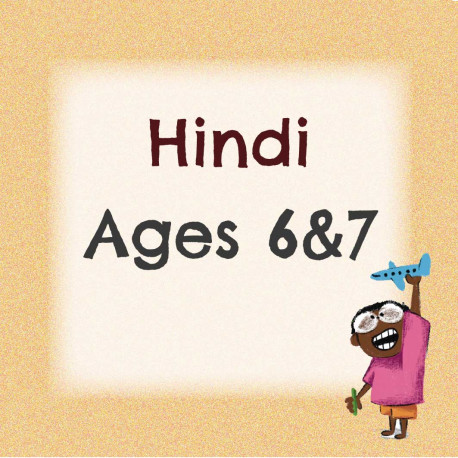 Hindi Pack For 6 and 7 Years