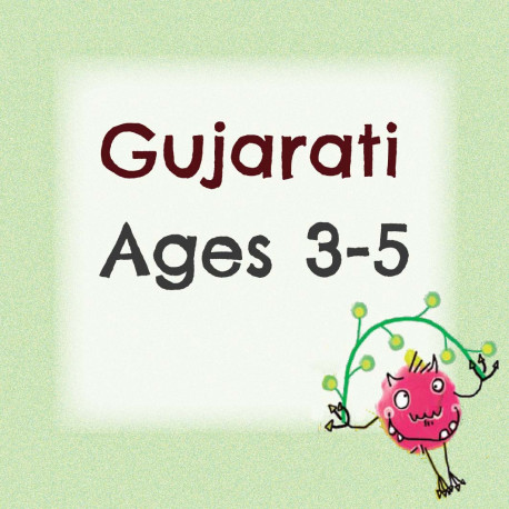 Another Gujarati Pack for 3 to 5 Years