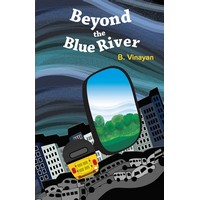 Beyond The Blue River - English - Front