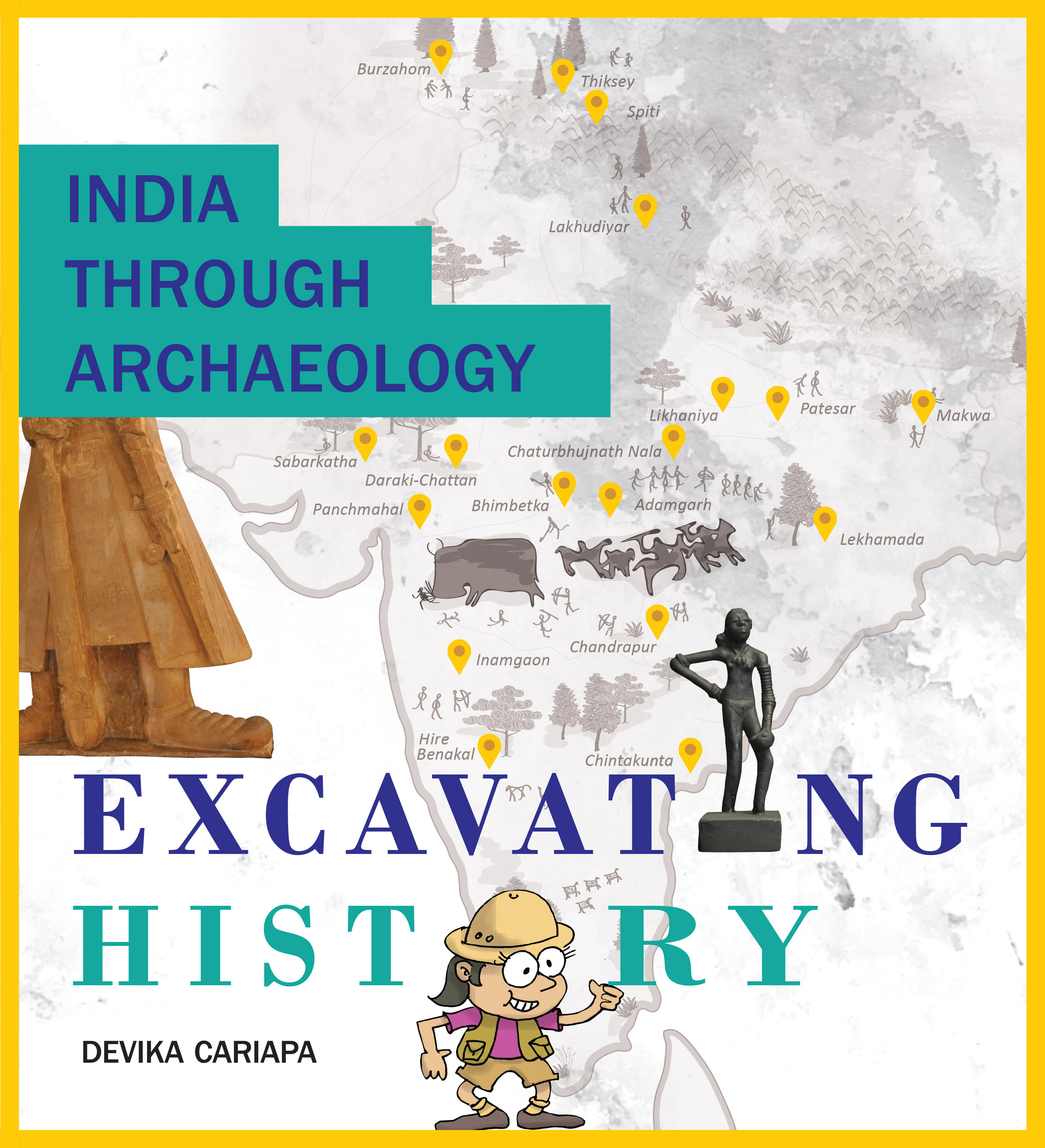 Excavating History cover