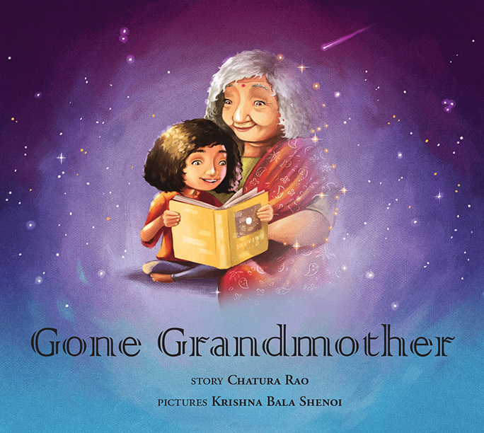Gone Grandmother cover