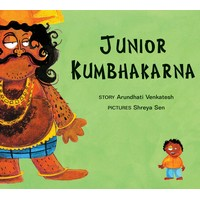 Junior Kumbhakarna - English - Front Cov