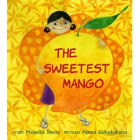 The Sweetest Mango - English - Front Cov